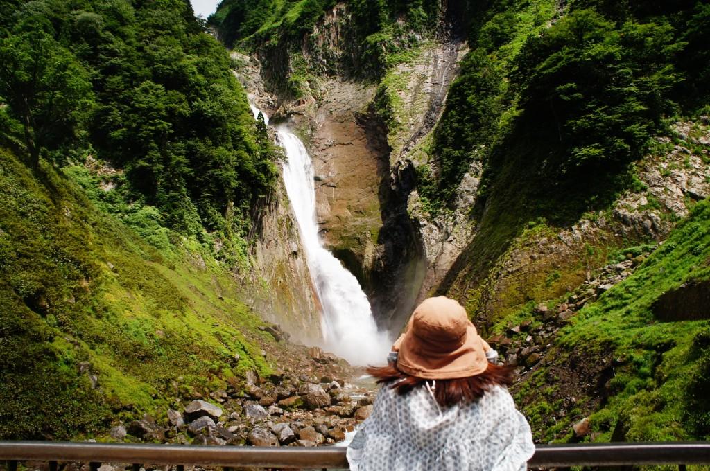 そうだ称名滝に行こう!その③滝見