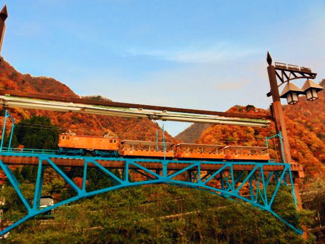 【編集長麦ちゃん】黒部峡谷鉄道、トロッコ電車全線開通でつよ~~♪♪(動画あり)