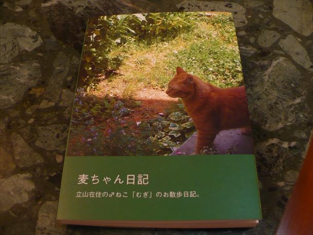 【編集長麦ちゃん】ボクの本ができましたっっ!