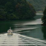 【編集長麦ちゃん】 船でしか行けない秘境の温泉 ♨